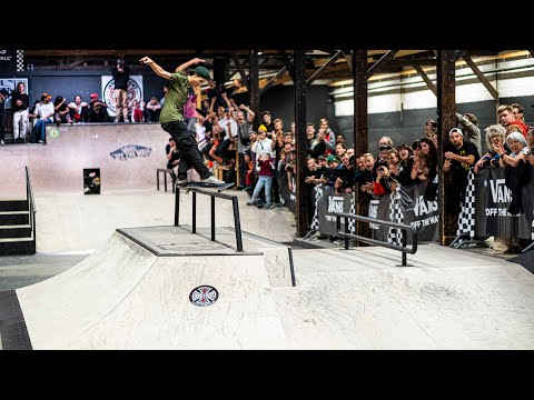 Vans Shop Riot The Netherlands (Rob Maatman, Billy Hoogendijk, Aaron Tiekink)