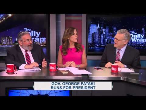 The Daily Wrap | Gov. George Pataki Runs For President
