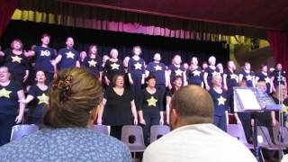 Rock Choir West Norfolk Summer Show 2016 Your the Voice