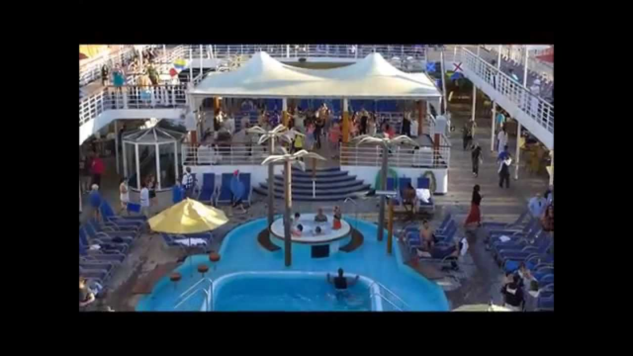 Carnival Imagination Cruise January 2015 Youtube