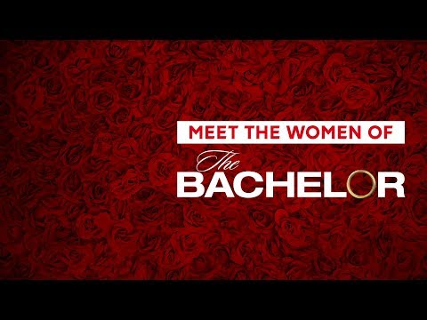 Introducing the Women – The Bachelor