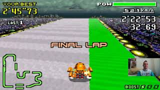 Let's Play F-Zero - MaxVelocity I Part 158 I Jet vs. Crystal in der Queen League