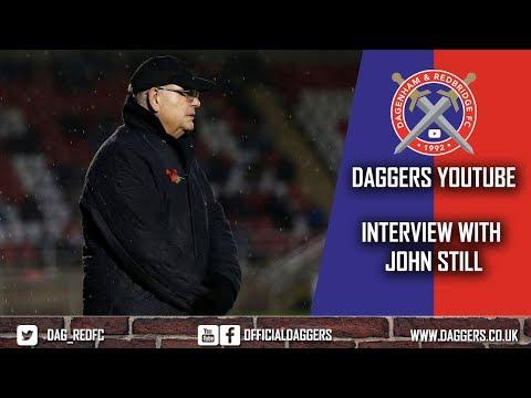 INTERVIEW: John Still post Leyton Orient