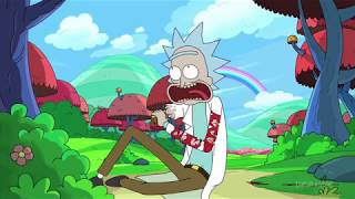 Rick Gets A New Arm Rick and Morty Season 3 Episode 9 clip