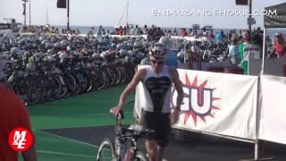 Pro WOMEN Bike Exit, 2014 Hawaii Ironman, Dave Erickson