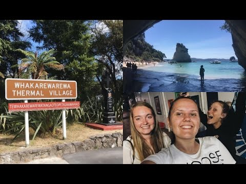 Neuseeland #3 Rafting & Maori Dorf