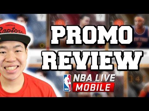 Mobile Madness Promo Review – Nba Live Mobile