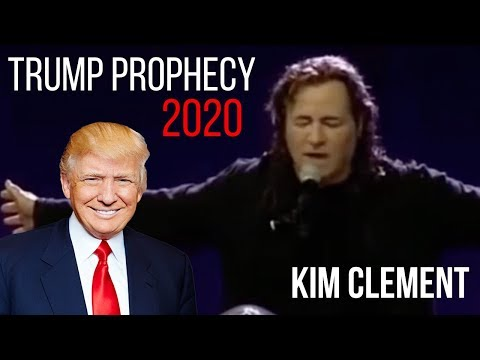 Trump 2020 Prophecy - Kim Clement