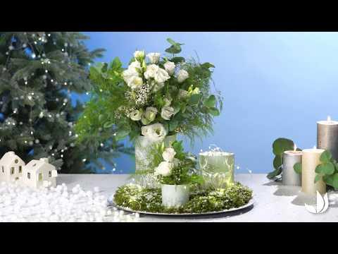 DIY Noël : centre de table nordique - Jardinerie Truffaut TV