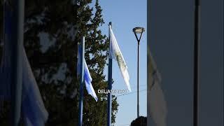 Luces LED para la plaza República de Israel