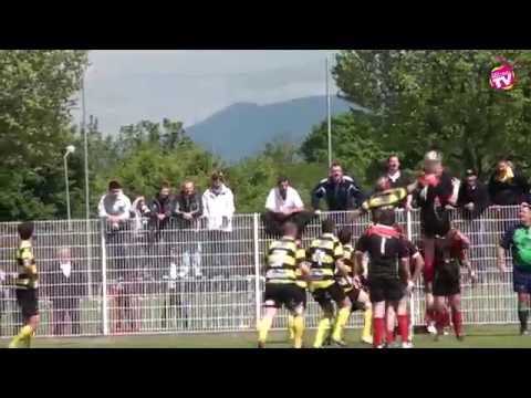 Résumé du match de Rugby RC PLAT / LOVALI XV