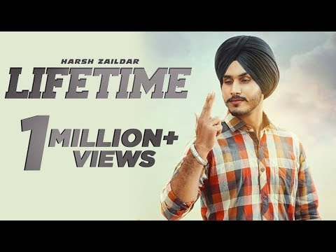 Lifetime : Harsh Zaildar   Preet Hundal  Latest Punjabi Songs 2018  Folk Rakaat