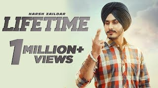 Lifetime : Harsh Zaildar (Official Video) Preet Hundal | Latest Punjabi Songs 2018 | Folk Rakaat