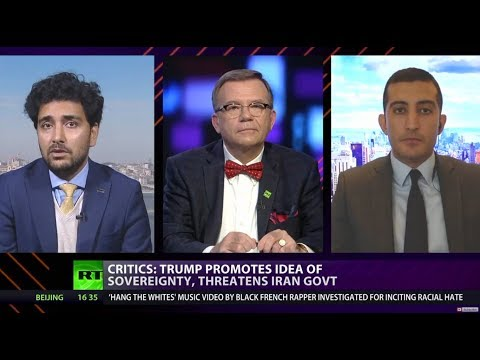 CrossTalk on Iran: