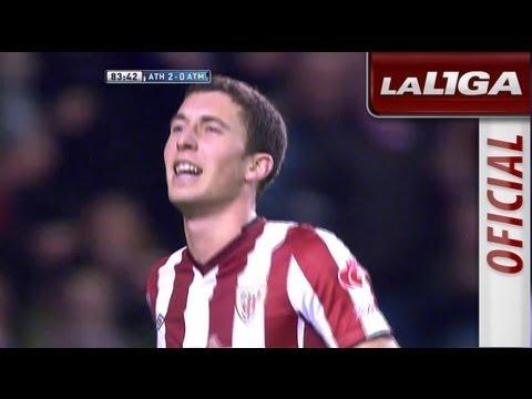 Gol de De Marcos (3-0) en el Athletic - Atlético  - HD