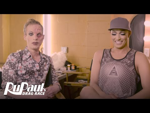 Queen To Queen: Katya & Tatianna | RuPaul's Drag Race All Stars (Season 2) | Logo