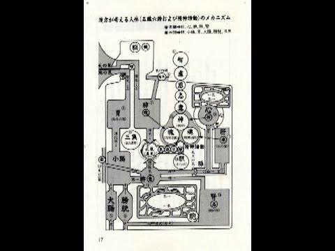 2264(8B)Huangdi nei jing黄帝内経=Book of Astronomy黄帝内経は天文学書であった説byはやし浩司Hiroshi Hayashi