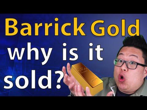 Why Warren Buffett Has Sold Barrick Gold Corporations