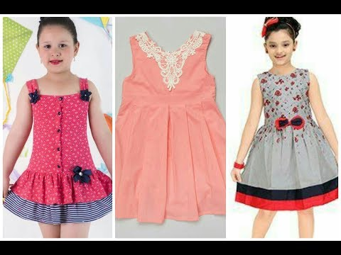 latest ideas comfortable summer baby frock designs 2019 || beauty fashion