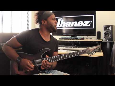 Welcome to Ibanez Flying Fingers Guitar Contest 2017!! Demo by Al Joseph