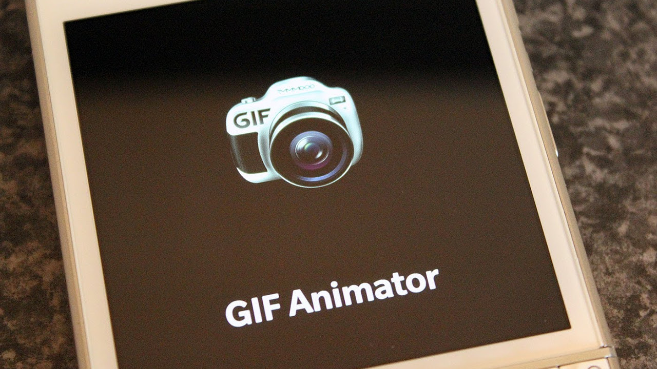 Get Animated With GIF Animator For BlackBerry Smartphones