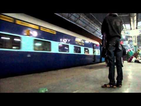 shaan -e- bhopal express