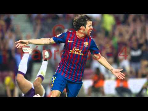 Escalacao Fc Barcelona 2011 2012 Youtube