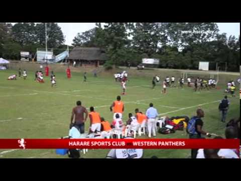 Harare Sports Club vs Western Panthers (111-7)  **Mobile View**