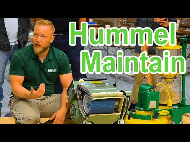 Hummel Maintenance | Lagler Tips