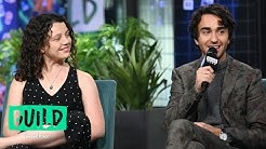 """Alex Wolff, Stefania LaVie Owen & Tommny Nelson Talk """"The Cat and the Moon"""""""
