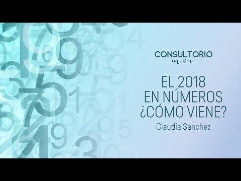 #ConsultorioMoi: Numerología 2018 cómo viene el año