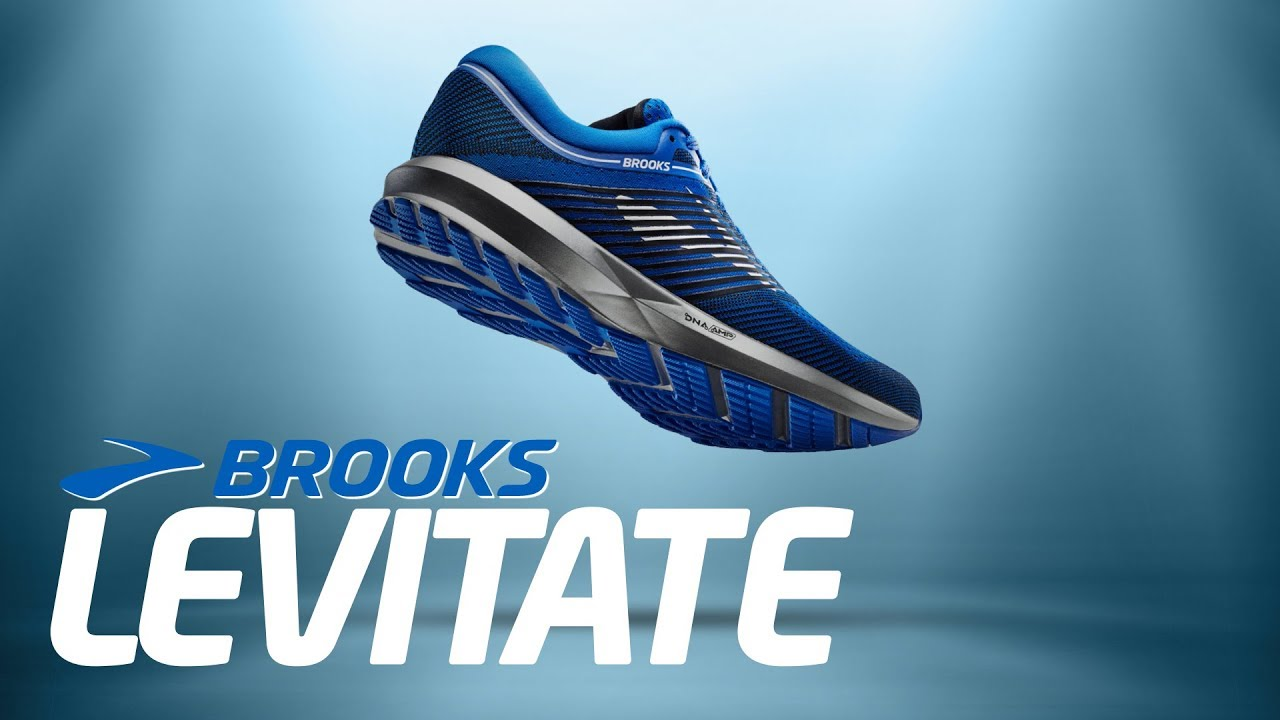 Introducing Brooks Levitate