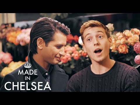 Sam Thompson Is Shocked Ollie Lock Goes On Date With His Ex?! | Made in Chelsea S10