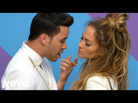 Prince Royce  Back It Up  Video ft. Jennifer Lopez, Pitbull