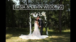 Tasia & Devin wedding in Bismarck ND by pricelessstudio.com