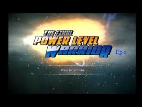 How To Download The Final  Power Level Warrior Mod Apk (tfplw)