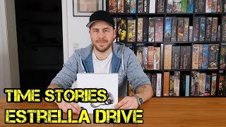 Time Stories - Estrella Drive - Review (Spoilerfrei) - Boardgame Digger