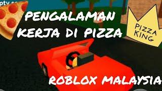 Alien penghantar pizza👽// Roblox Malaysian