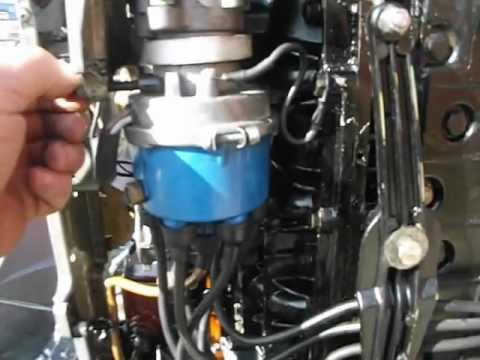 Honda Distributor Wiring Diagram Mercury Outboard Tower Of Power Idle Issues Youtube