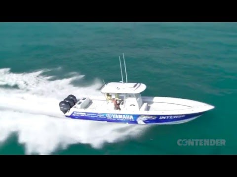 Contender Boats Factory Video