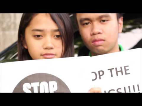 The World We LIVE Behind - A shortfilm/students' project about extra judicial killings