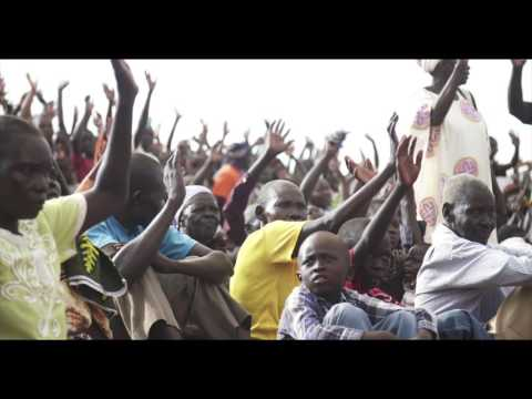 Bernie Moore Ministries  - Yei, South Sudan 2016