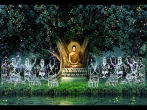 Buddha's life (English)