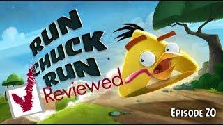 Run Chuck Run! - Angry Birds Toons Reviewed!