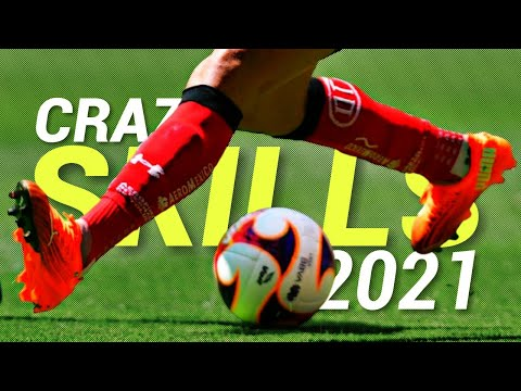 Crazy Football Skills & Goals 2021 #3