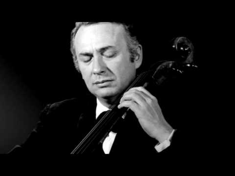 Maurice Gendron - Saint-Saëns Cello Concerto No.1