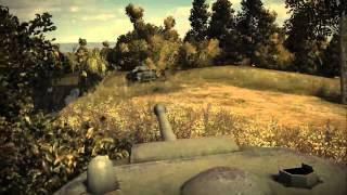 World of Tanks  Gameplay Trailer  PC