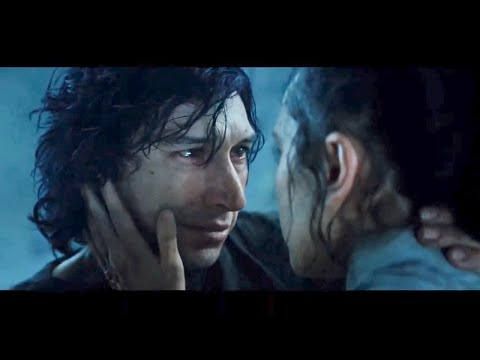 Rey And Ben Solo Kiss The Rise Of Skywalker Hd Youtube