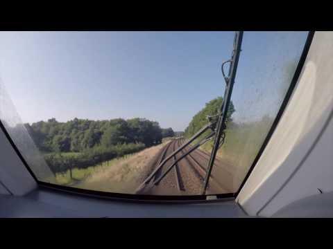 [CAB RIDE] À Bord d'Un TER de Limoges à Périgueux