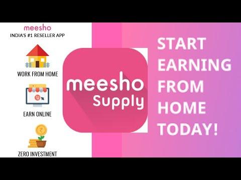 Meesho gets powered by Facebook.
